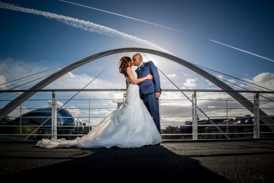 Newcastle upon tyne wedding