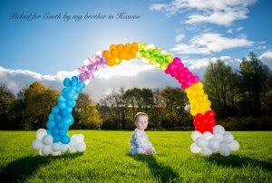 Rainbow baby Apollo