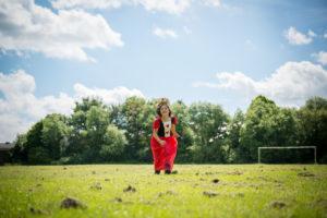alice in wonderland shoot