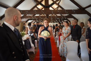 Linden Hall wedding