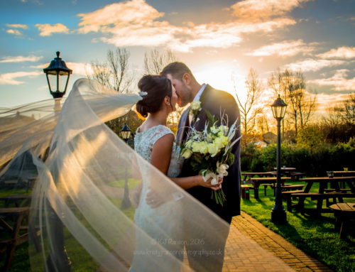 Winter wedding at the South Causey Inn