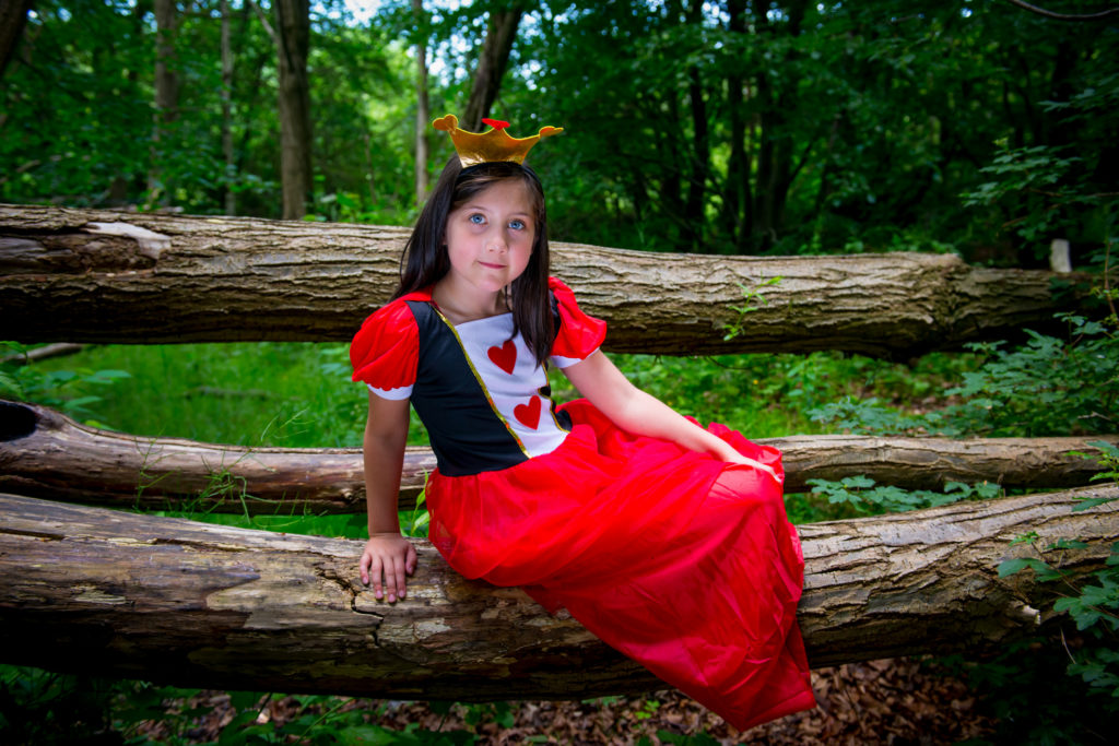 alice in wonderland shoot