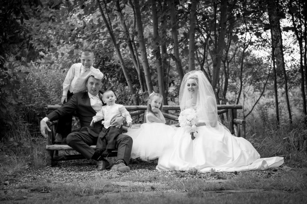 Slaley Hall wedding